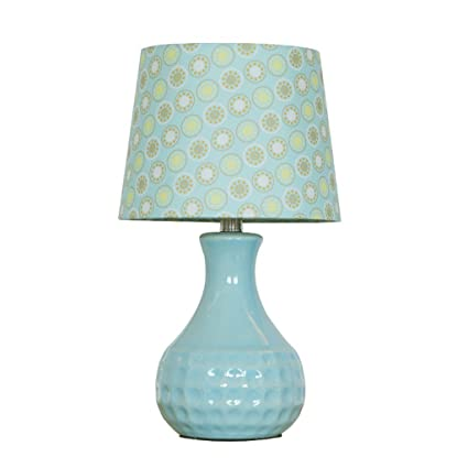 Chinese style ceramic table lamp bedroom bedside lamp living room chinese style ceramic table lamp bedroom bedside lamp living room garden fabric decoration lamps study reading aloadofball Choice Image