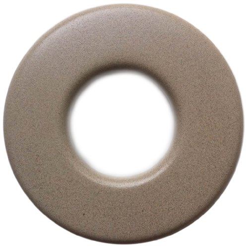 inter-fab ESS 1.90-3 Earth Stainless Steel Escutcheon Plate Replacement for 1-8/9-Inch Outside Diameter ()