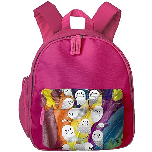 Halloween Tumblr Static Filename Children's Backpack Adjustable Shoulder Straps Bookbag