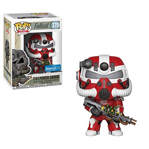 Funko Pop Games Fallout T-51 Power Armor Nuka Cola Limited Edition Vinyl ()