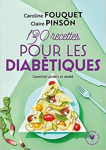 Livre en ligne pdf 130 recettes pour diabétiques