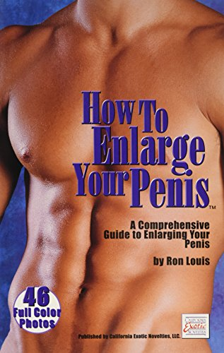 California Exotics How to Enlarge Your Penis Book
