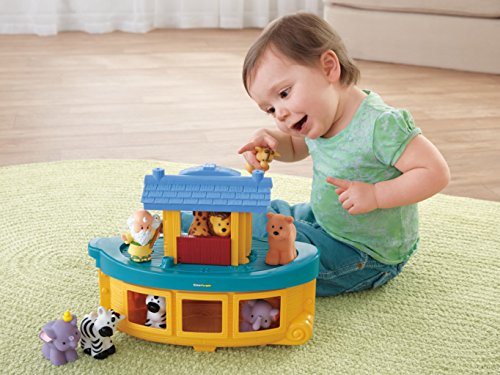 Fisher-Price Little People Noah's Ark by Fisher-Price (Image #1)