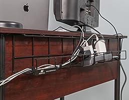 Bandeja de Alambre Cable Organizador II por simplecord – Gestión ...