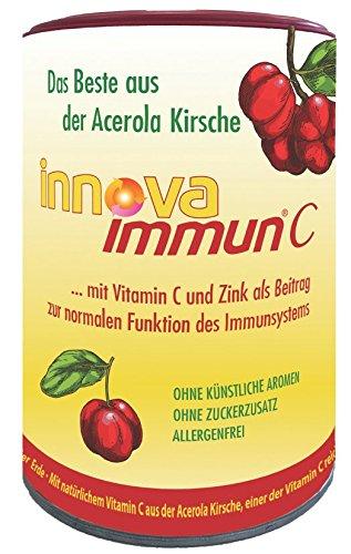 Innova Immun Vitamin C Kautaler aus der Acerolakirsche  Lecker ...