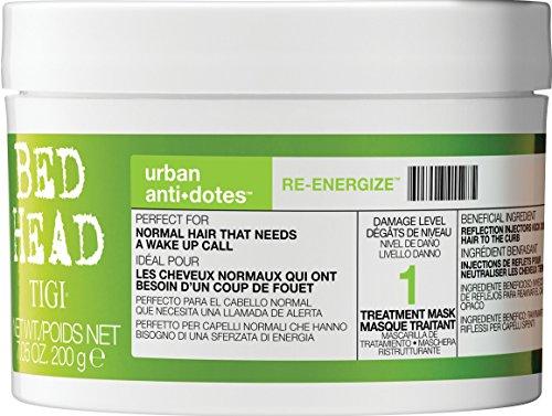 TIGI Bed Head Urban Antidotes 1 Re-Energize Treatment Mask 200g