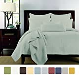 Channel Quilt Set by NC Home Fashions