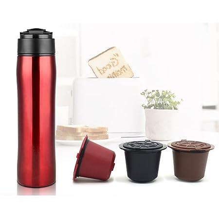 MG – portátil prensa francesa cafetera eléctrica de café premium ...