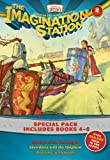 img - for Imagination Station Books 3-Pack: Revenge of the Red Knight / Showdown with the Shepherd / Problems in Plymouth (AIO Imagination Station Books) book / textbook / text book