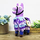 Jlecc 25CM Fortnite Troll Stash Llama Plush Toy Soft Alpaca Horse Stash Stuffed Doll Toys Kids Birthday Gift