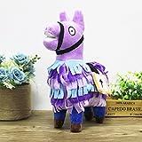 Jlecc 25CM Fortnite Troll Stash Llama Plush Toy Soft Alpaca Horse Stash Stuffed Doll Toys Kids Birthday Gift