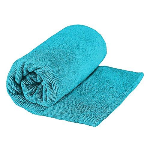 Sea to Summit Serviette Tek Towel Bouclette Unique - Turquoise
