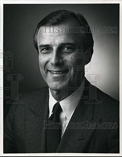 1988 Press Photo Joseph J  Kroger  Vice President Unisys Corporation   Ora50172