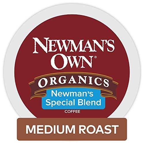 Newmans Own Organics Single Serve Certified