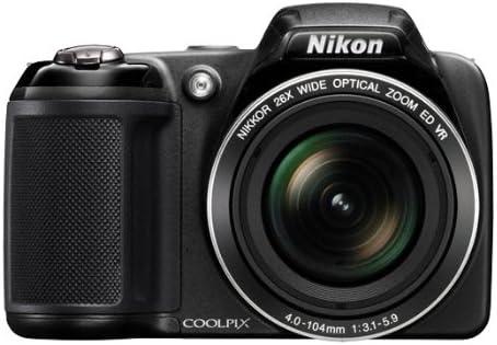 Nikon Coolpix L320 - Cámara compacta de 16.1 MP (Pantalla de 3 ...