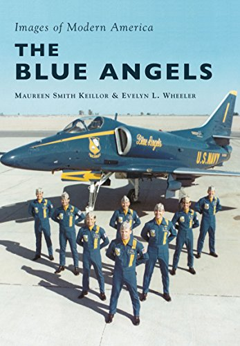 The Blue Angels (Images of Modern America) (Smith Fort Ar Va)