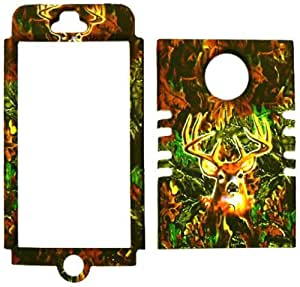 good case Cell Armor Rocker Snap-On case cover for iPhone 6 plus 5.5 - Retail Packaging - Hunter Series with Deer GGzeKUU48ic