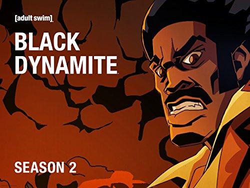 Amazon Com Black Dynamite Season 2 Amazon Digital Services Llc