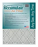 Accumulair Emerald 14x22x2 (Actual Size) MERV 6 Air Filter/Furnace Filters (4 pack)