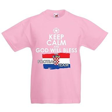 f34807304 Kids Boys Girls T-Shirt 2018 World Cup Russia Soccer Championship ...