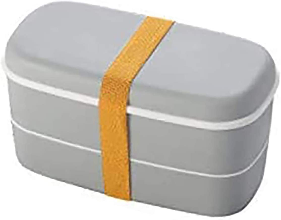 Bo/îte /à bento avec couverts r/éutilisables style japonais pour conservation des aliments