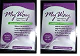 My Way Emergency Contraceptive 1 Tablet Compare to Plan B One-Step by Busuna oxJHdg, two tablets