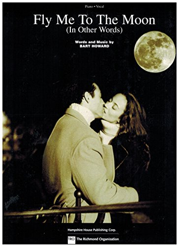 Fly Me To The Moon (In Other Words) Piano/Vocal (Fly Me To The Moon Sheet Music)