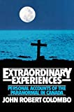 img - for Extraordinary Experiences: Personal Accounts of the Paranormal in Canada book / textbook / text book