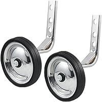 Stabilisatoren für Kinderfahrrad von Accessotech,30,5–45,7cm, universale Stützräder die auf viele Fahrräder passen