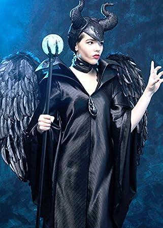 Magic Box Costume maléfique pour Femme avec des Ailes de