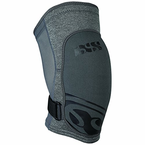 (IXS Flow Evo+ Knee Pad Grey,)