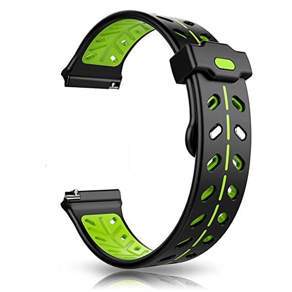 Amazon.com: Usmascot Compatible for Fitbit Blaze Straps ...
