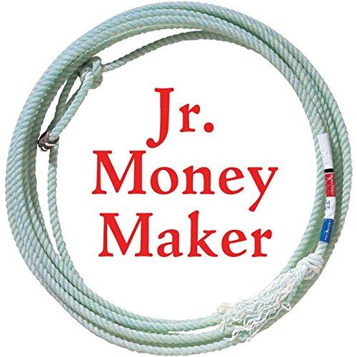 Classic Jr. MoneyMaker 3-Strand Youth - Youth Jr Saddle