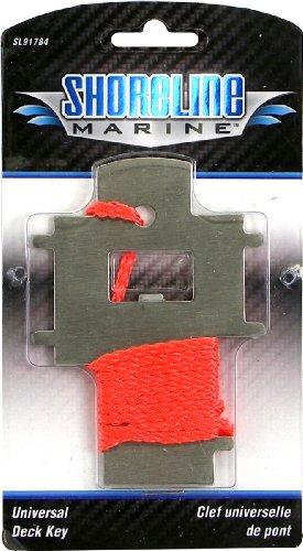 Shoreline Marine Universal Deck Key