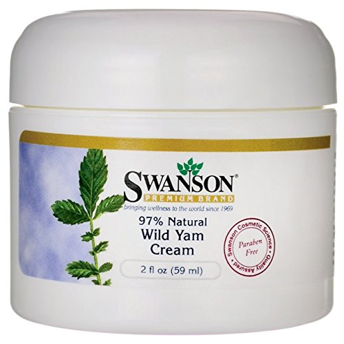 Wild Yam Cream 2 fl oz (59 ml) Cream
