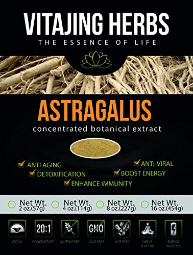 astragalus root extract organic - 1