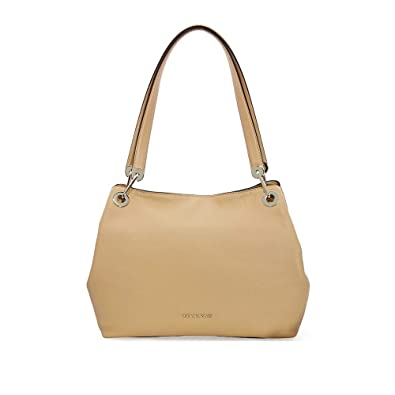 2c74c73a7e93d0 Michael Kors Raven Large Shoulder Bag- Butternut: Handbags: Amazon.com