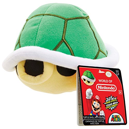 Nintendo SFX Plush - Green Turtle