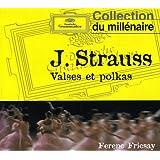 Strauss J./Valses/Polkas