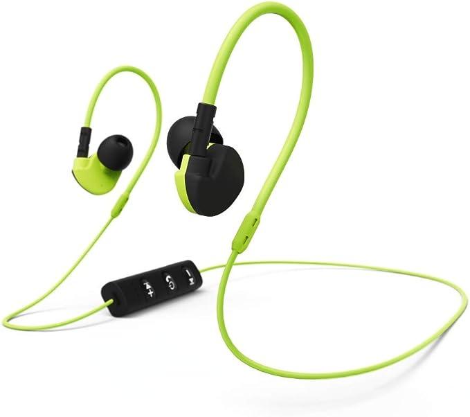 Hama 00177095 Stereophonisch Ohrbügel Im Ohr Schwarz Elektronik