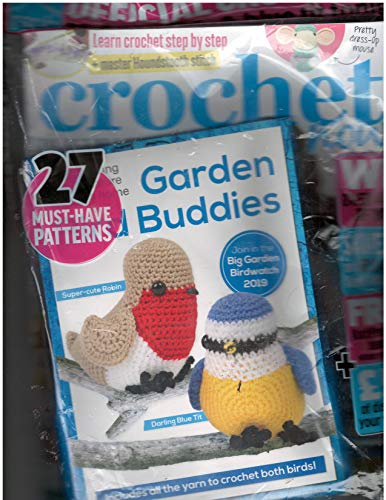 Crochet Now Magazine Issue 37 2019