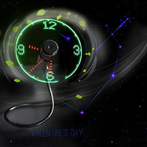 fan alarm clock - 1