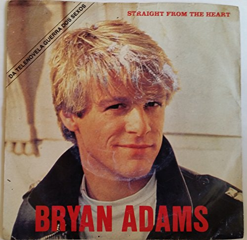 Bryan Adams - Straight From The Heart  Cuts Like A Knife - Zortam Music