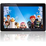10'' Windows 10 by Fusion5 Ultra Slim Design Windows Tablet PC - 32GB Storage, 2GB RAM - Complete with Touch Screen, Dual Camera, Bluetooth Tablet PC