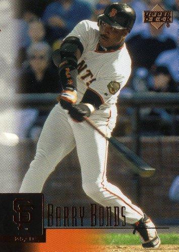 2001 Upper Deck Baseball #206 Barry Bonds