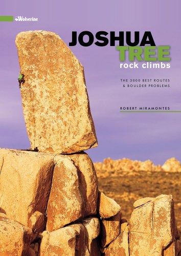 Joshua Tree Rock Climbs (Best Climbs In Joshua Tree)