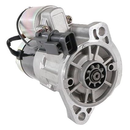DB Electrical SMT0042 Starter for 2 4L Nissan D21 Pickup Truck 90 91 92 93  94 95, 23300-80G10 23300-86G10 23300-86G11 M1T60281 M1T60285 410-48018