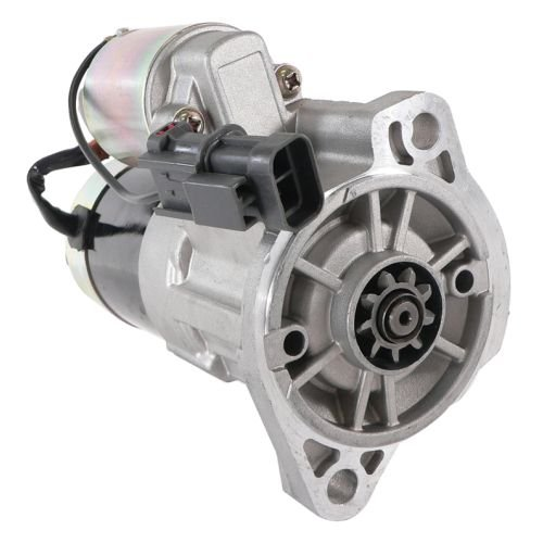 DB Electrical SMT0042 Starter For Nissan D21 Pickup Truck 2.4L 2.4 90 91 92 93 94 95 1990 1991 1992 1993 1994 1995 / 23300-80G10, 23300-86G10, 23300-86G11 /M1T60281, M1T60285