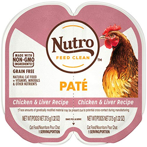 NUTRO Grain Free Natural Soft Wet Cat Food