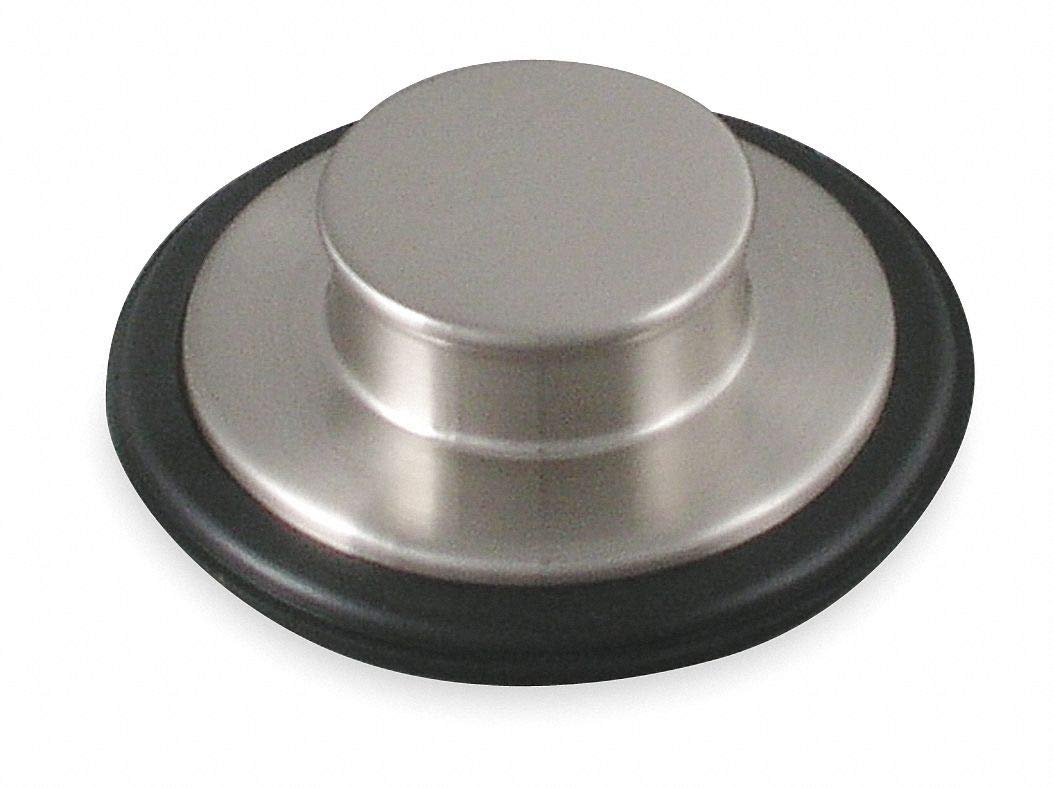 Plastic Disposal Stopper, For Use With Disposal Drains